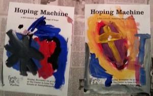 hopingmachine_flyers