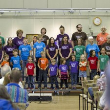 Spring 2013 concert - photo by Gary Clarke