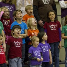 Fall 2013 concert - photo by Gary Clarke